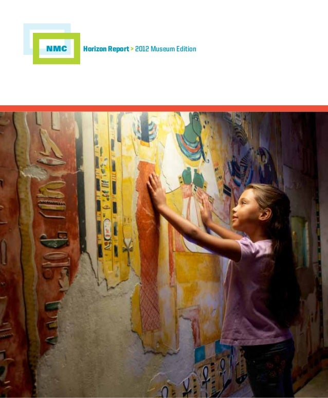 NMC  Horizon Report > 2012 Museum Edition