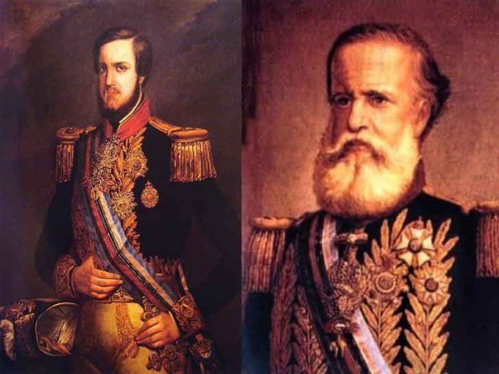 1- Contexto Histórico:1.1 – Apogeu da monarquia brasileira;1.2 – Deu-se continuidade à centralização política e  administr...