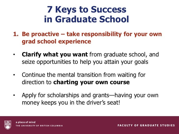 sucess graduate study Become a successful graduate buy now try for free improving the employment prospects of students and graduates around the world in today's competitive job market.