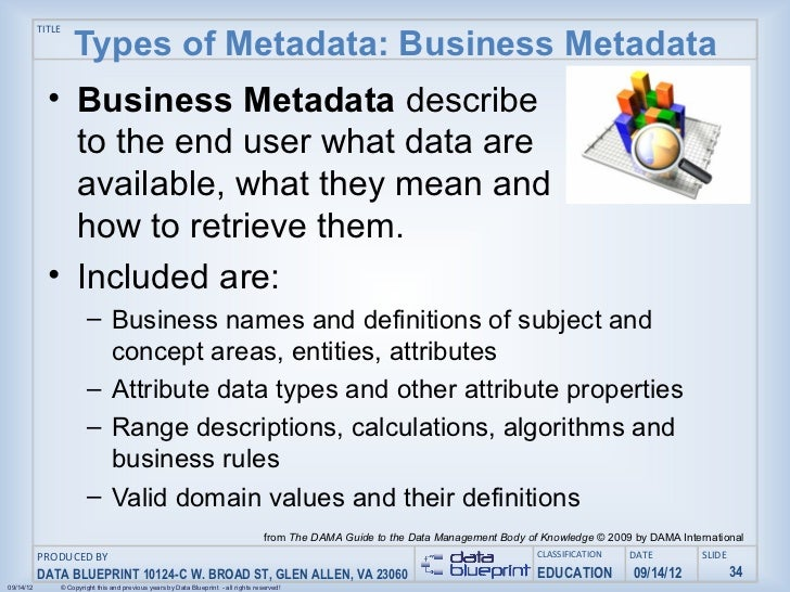 Data ed online lets talk metadata strategies and successes 34 malvernweather Choice Image