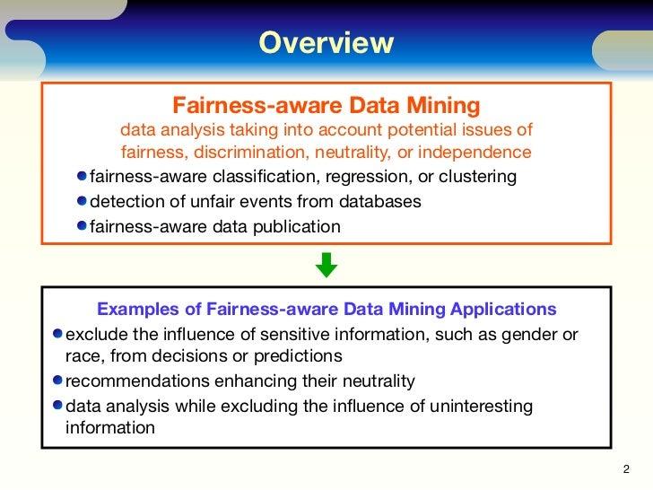 Fairness-aware Classifier with Prejudice Remover Regularizer Slide 2