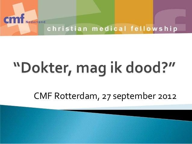 CMFRotterdam,27september2012