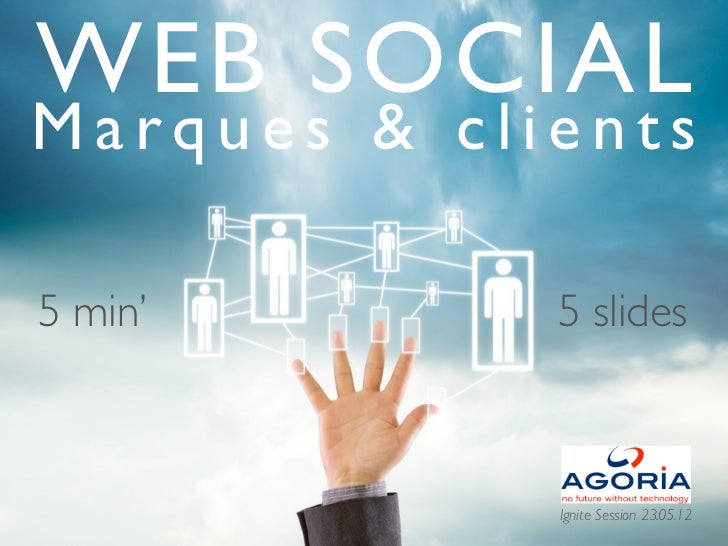 WEB SOCIALMarques & clients5 min'                                                                                         ...