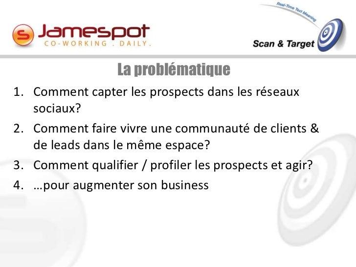 Salon e marketing scan target jamespot for Salon emarketing