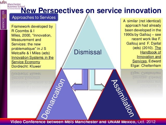 Service innovation thesis