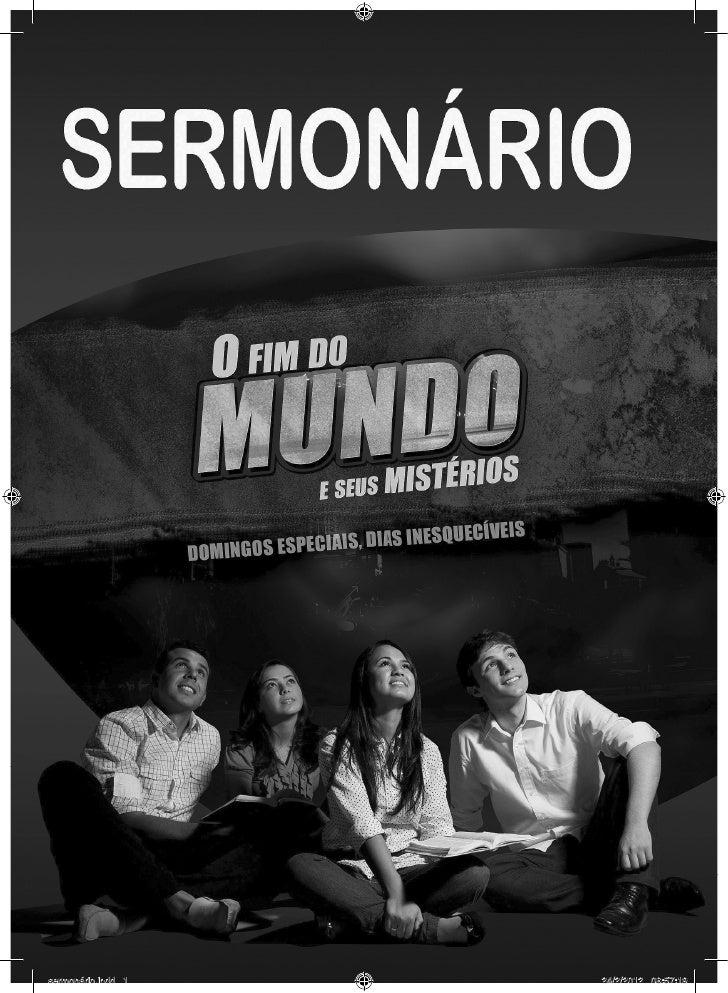 sermonário.indd 1   24/2/2012 08:57:19