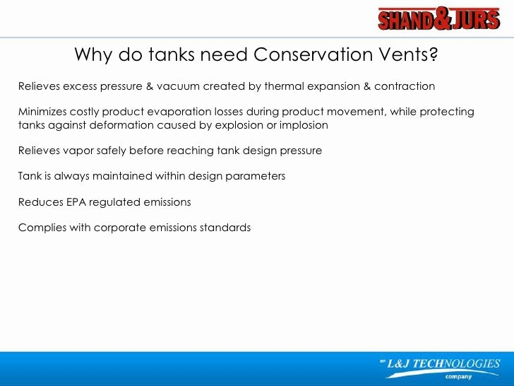 Storage Tank Safety And Emissions Management
