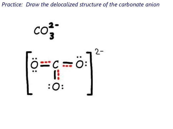 2012 HL Delocalization of Electrons