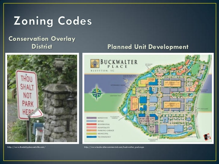 Conservation Overlay       District                                              Planned Unit Developmenthttp://www.thedai...