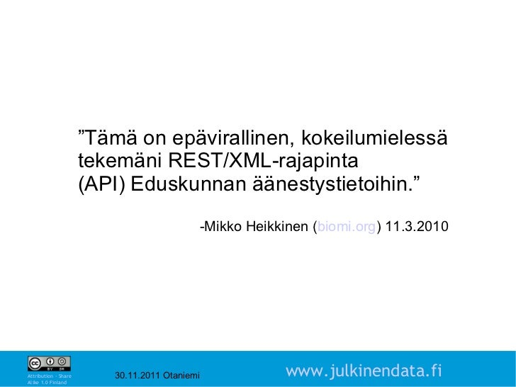 20120214 open data_movement_in_finland Slide 3