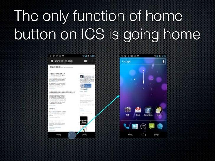 How to goto a recent app?