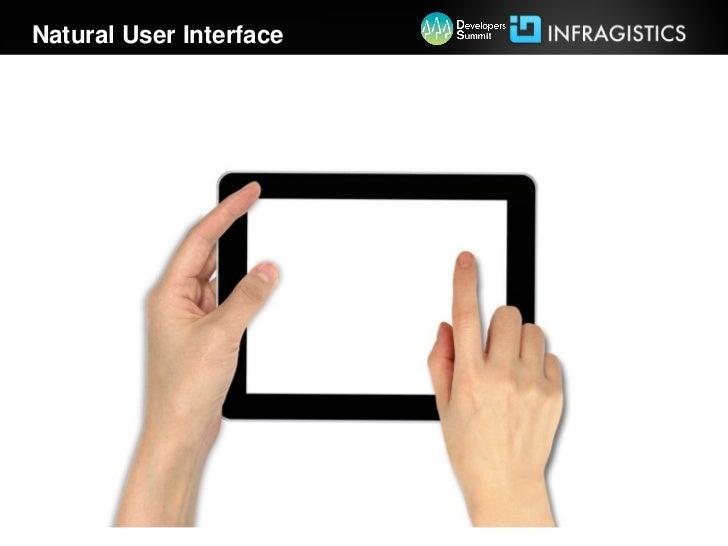 Natural User Interface