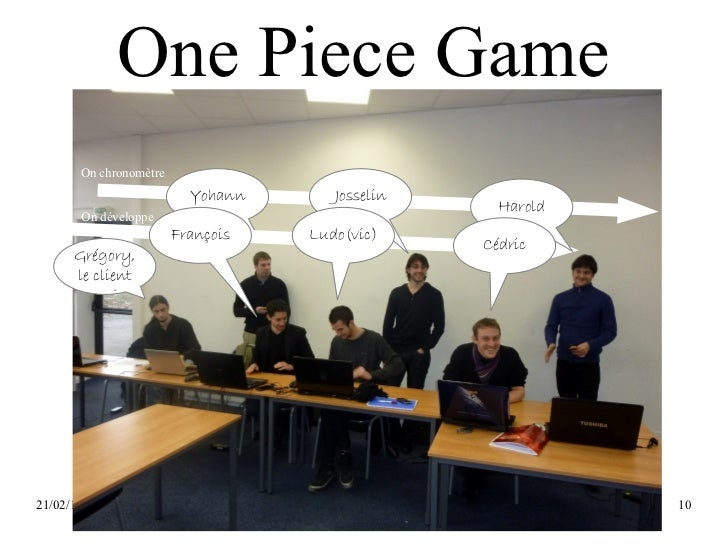 One Piece Game       On chronomètre                          Yohann      Josselin                                         ...