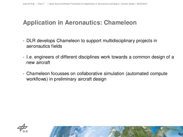 Open Source Software Framework For Applications In Aeronautics And Sp
