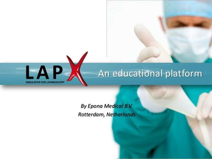 An educational platform By Epona Medical B.V.Rotterdam, Netherlands