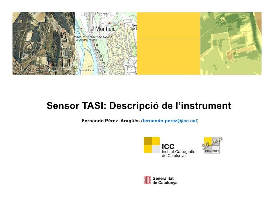 Descripció del TASI
