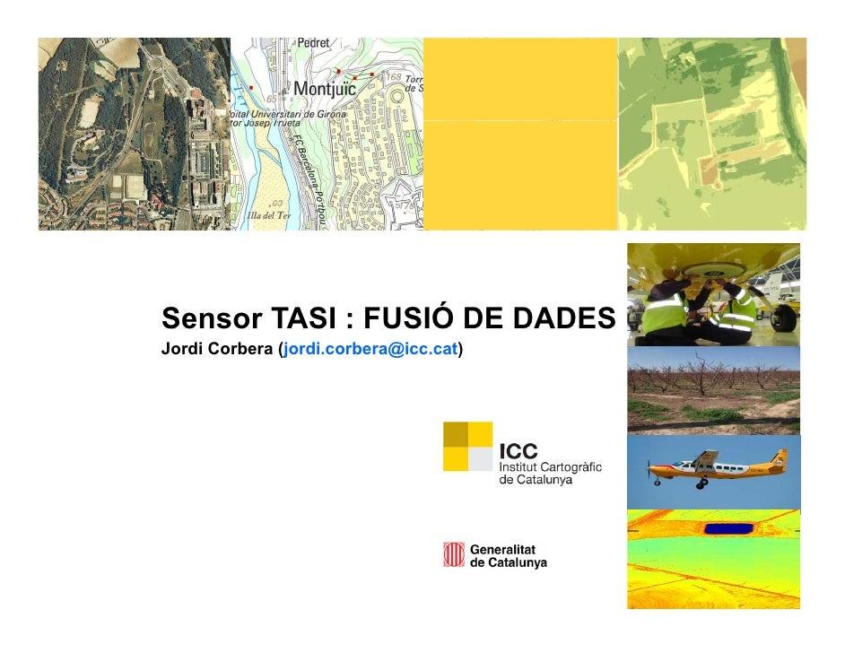 TASI: fusió de dades