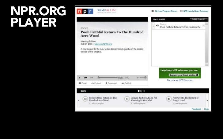 NPR ONMPR