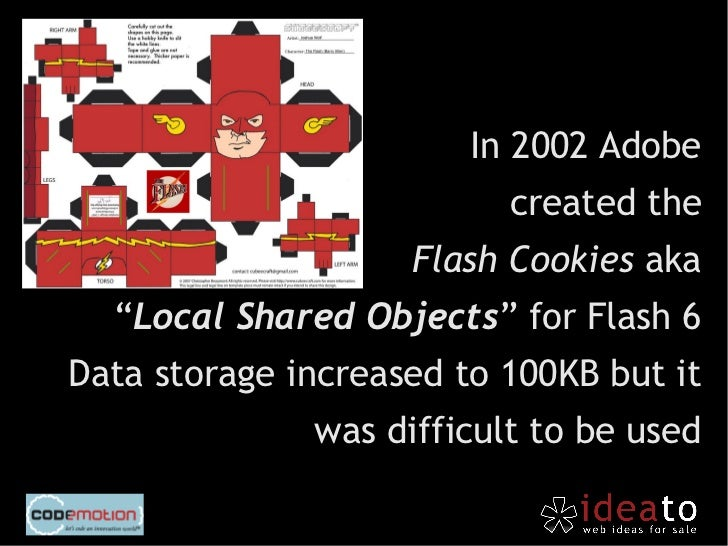 With Flash 8, in 2006, Adobe introduced the  ExternalInterface to allow Js to accessto the stored resources.