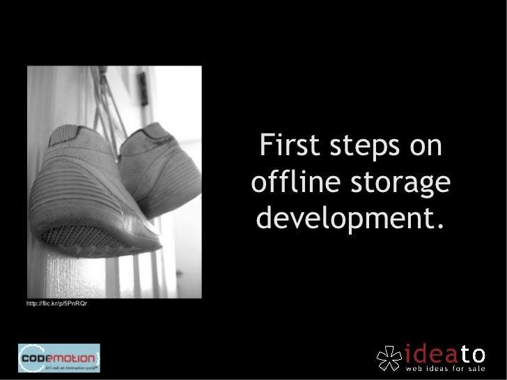 Storages Status/2
