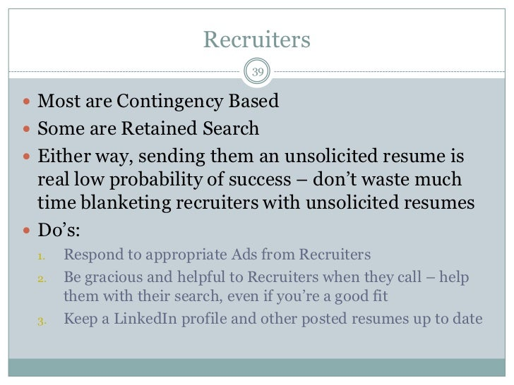 5. Implement Search Tactics