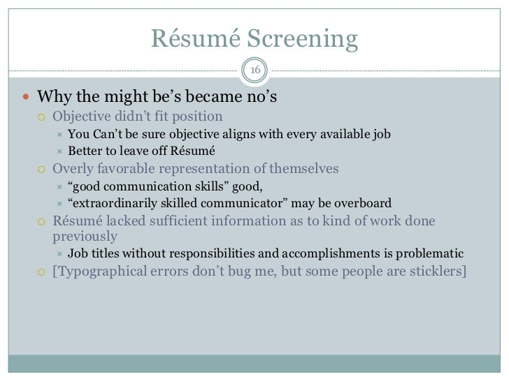 Resume Assessment Tool - Simple Instruction Guide Books •