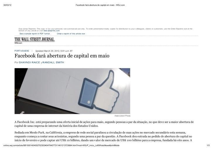 20120330 facebook fará abertura de capital em maio