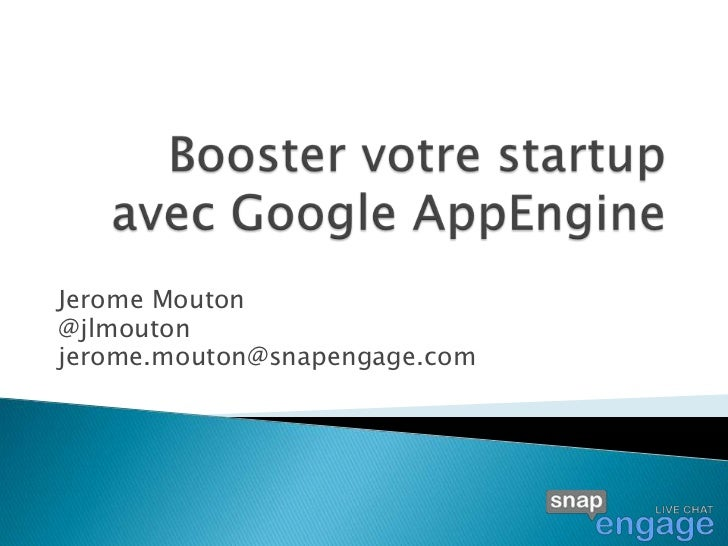 Jerome Mouton@jlmoutonjerome.mouton@snapengage.com