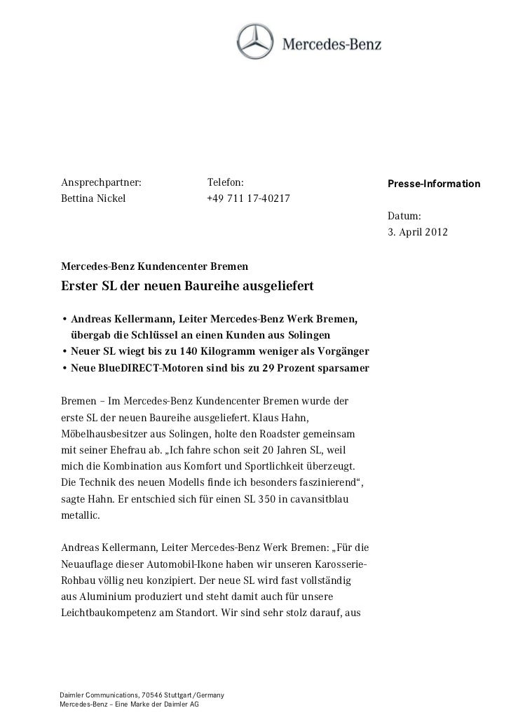 Ansprechpartner:                         Telefon:                  Presse-InformationBettina Nickel                       ...
