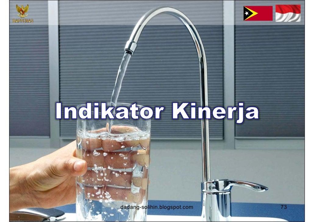 Pengertian Indikator Indikator adalah variabel-variabel yang mengindikasi atau memberi  petunjuk kepada kita tentang suat...