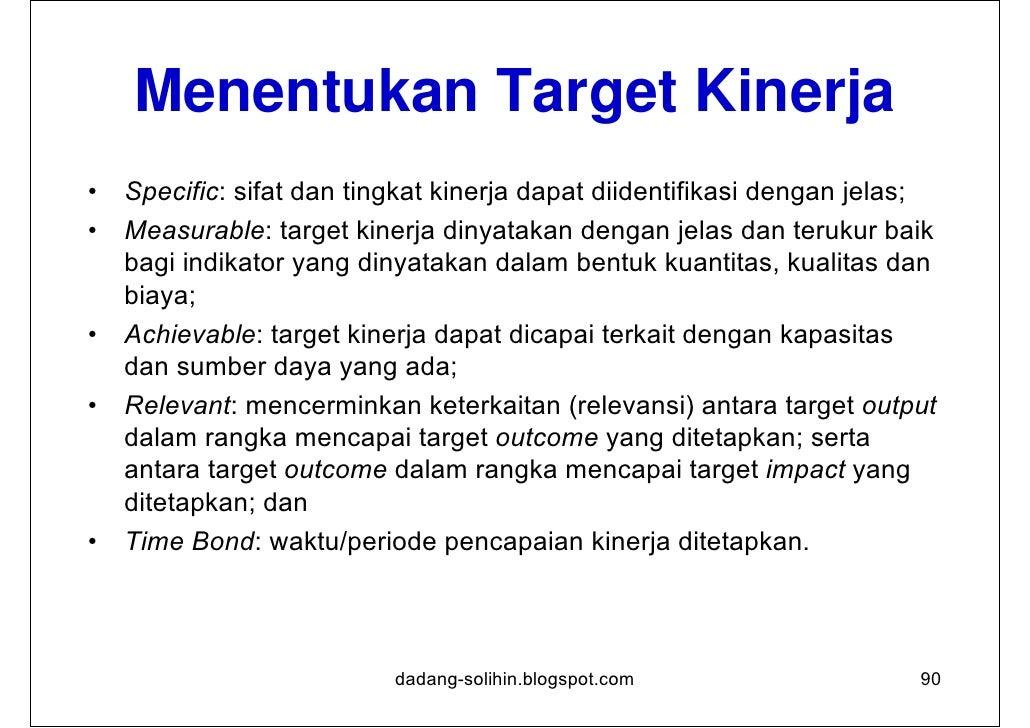 1/3    Informasi Indikator Kinerja1. Nama indikator: mengidentifikasi nama dan kategori indikator   (indikator outcome, ou...