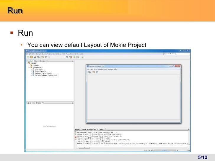 how to create a module