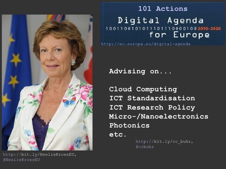 The European Cloud Computing Strategy Slide 3