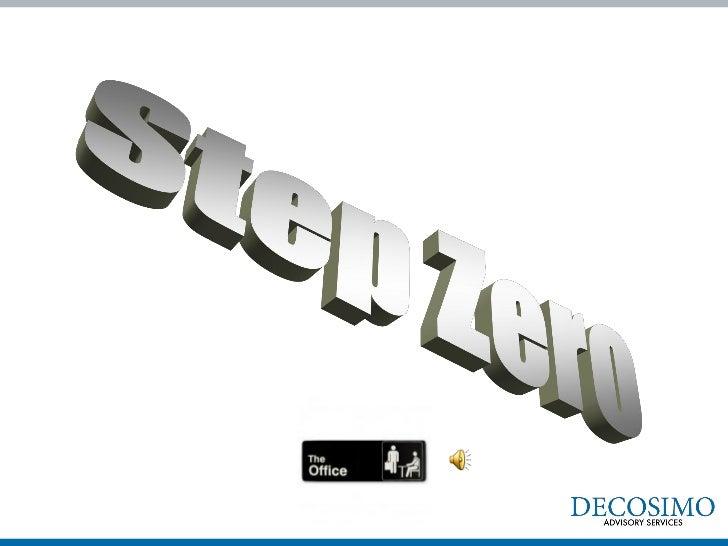 Step Zero: New Qualitative Assessment Allowed for Assessing Goodwill  Slide 2