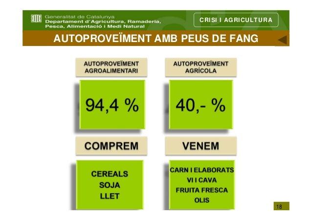 CRISI I AGRICULTURAAUTOPROVEÏMENT AMB PEUS DE FANG                                            18