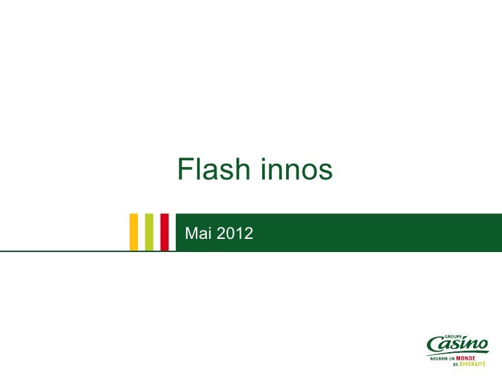 Flash innosMai 2012