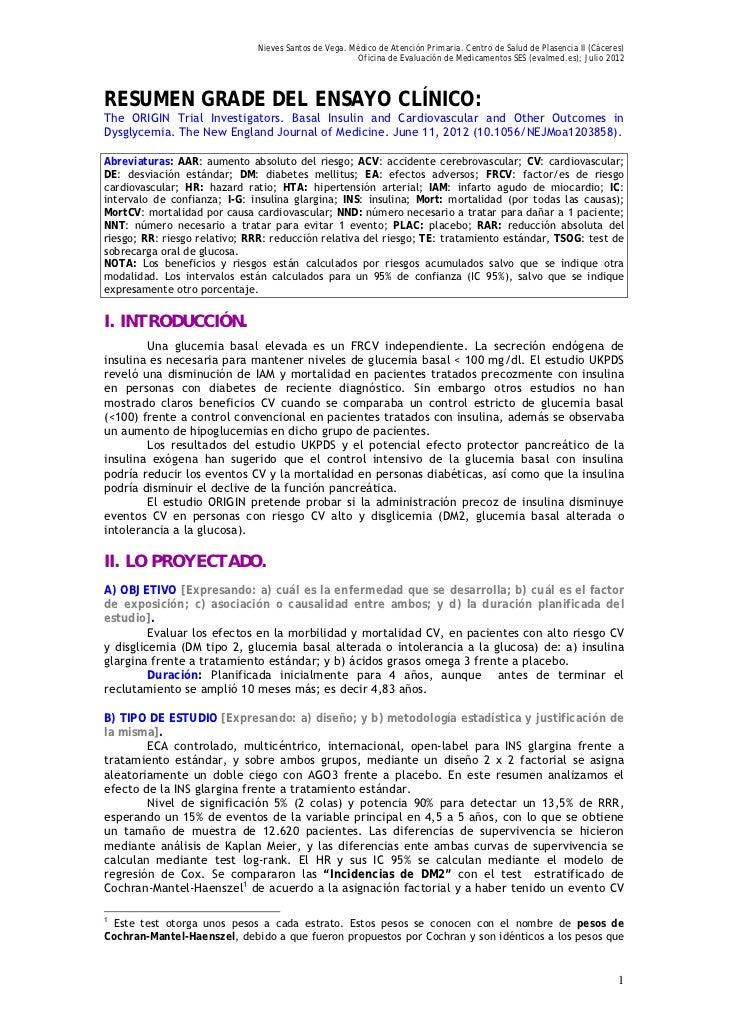 Nieves Santos de Vega. Médico de Atención Primaria. Centro de Salud de Plasencia II (Cáceres)                             ...