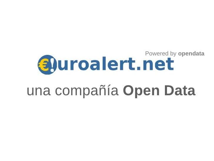 Powered by opendatauna compañía Open Data