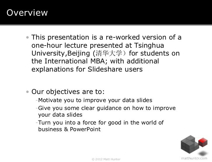 How to Present Data in PowerPoint Slide 3