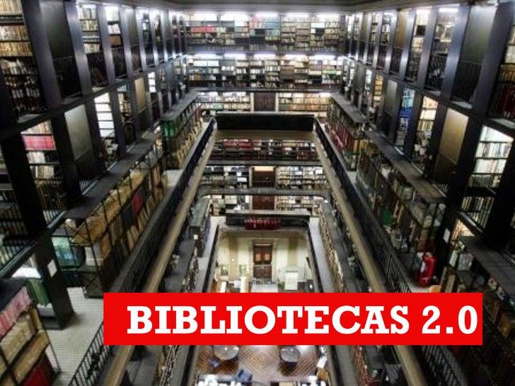 BIBLIOTECAS 2.0