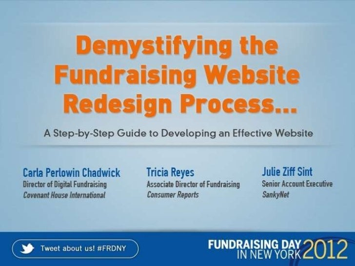 Demystifying the Website Redesign Process