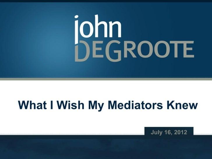 johndegroote.comjd@johndegroote.com