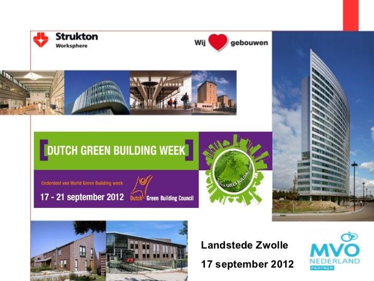 Landstede Zwolle 17 september 2012