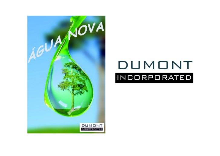 Água Nova Proj32 Campinas Slide 2