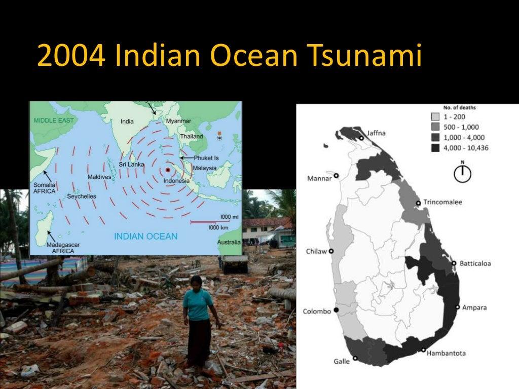 A case study on tsunami in