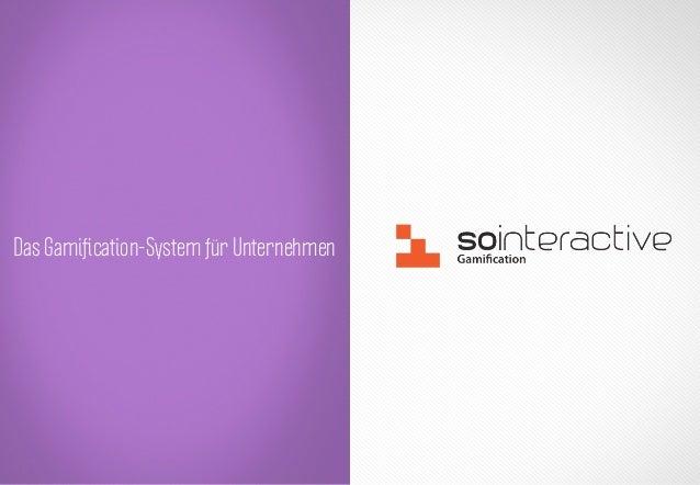 IDEA KREATYWNADas Gamification-System für Unternehmen