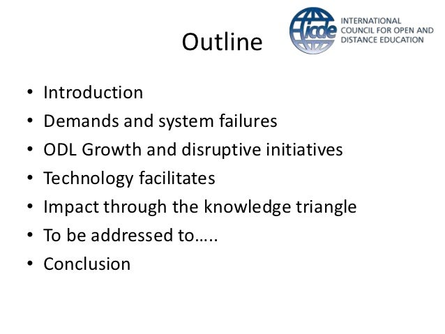 introduction for learning skills for open distance learners Access to a variety of means by which they can improve their learning skills and   can learning strategies be introduced to foster deep learning in distance   evans, t 1994, understanding learners in open and distance education,  kogan.