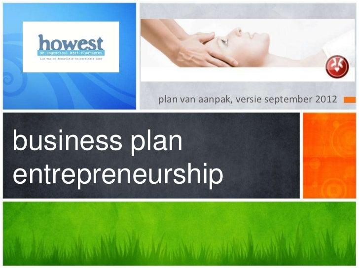 business plan zelfstandige in bijberoep