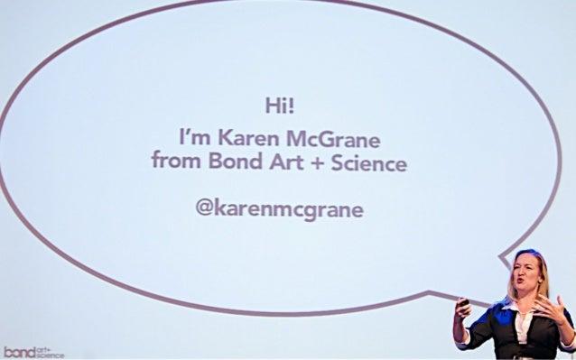 CONTENT STRATEGYFOR MOBILE@karenmcgrane