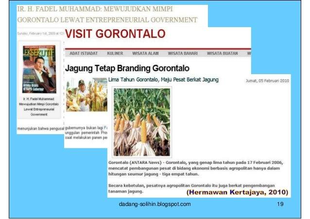 PDB Triangle: Kabupaten Lamongan                              Brand Integrity    POSITIONING                              ...